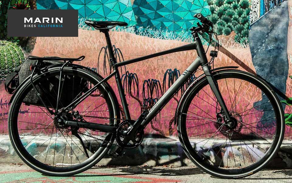 Marin Bikes Benson Ski Sport