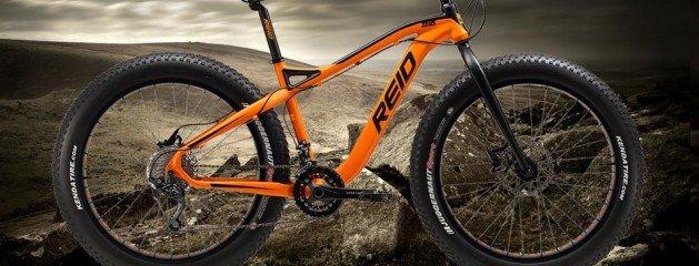 Reid Fat Bikes