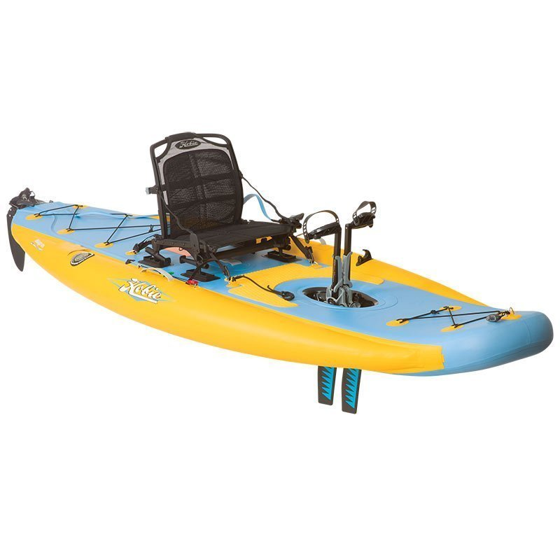 Hobie mirage i11s benson ski sport for Fishing kayak with foot pedals