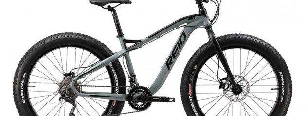 Reid Ares Fat Bike