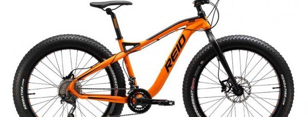 Reid Zeus Fat Bike