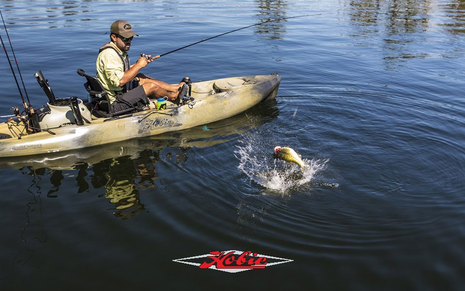 We Sell Hobie Kayaks!