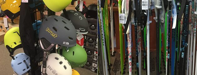 20% Off HELMETS, POLES & PANTS!