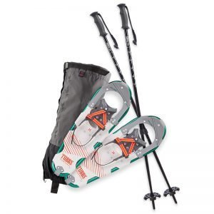 TUBBS Women's Xplore Snowshoe Kit