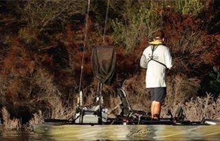 Fishing With A Hobie Kayak