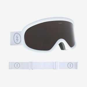 Electric Charger Goggles Matte White