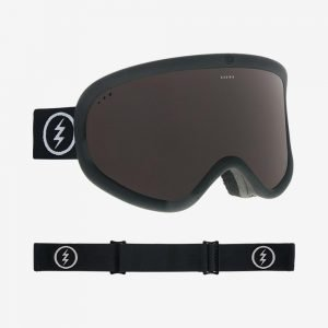 Electric Charger Goggles Matte Black