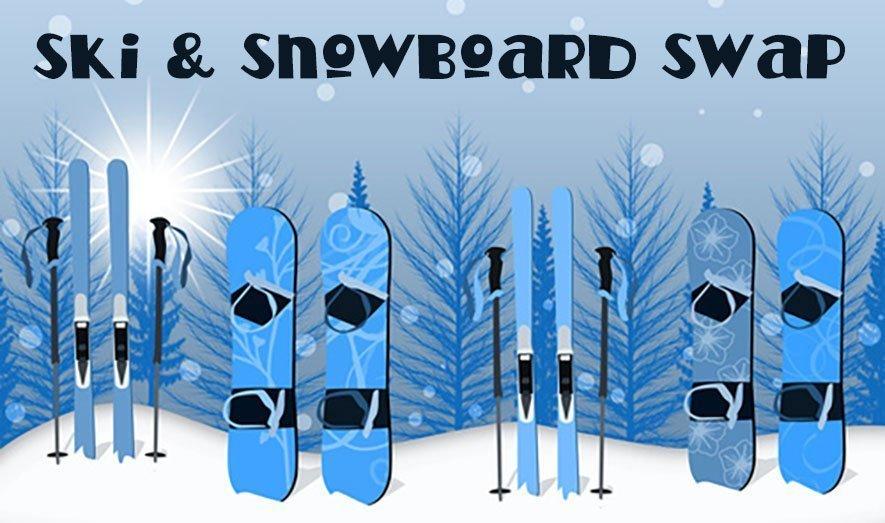 Ski & Snowbaord Swap 2018
