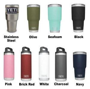 Yeti Colors