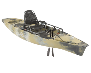 2019 Hobie Mirage Pro Angler 14 Camo